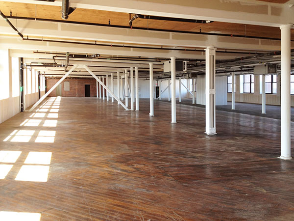 Renovation of Historic Mill Building