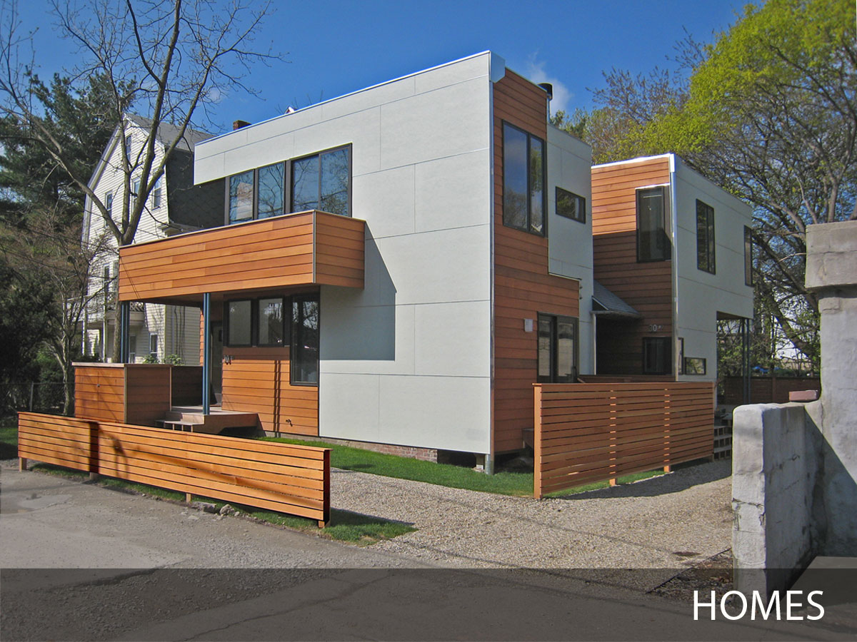 Homes - Green Architecture