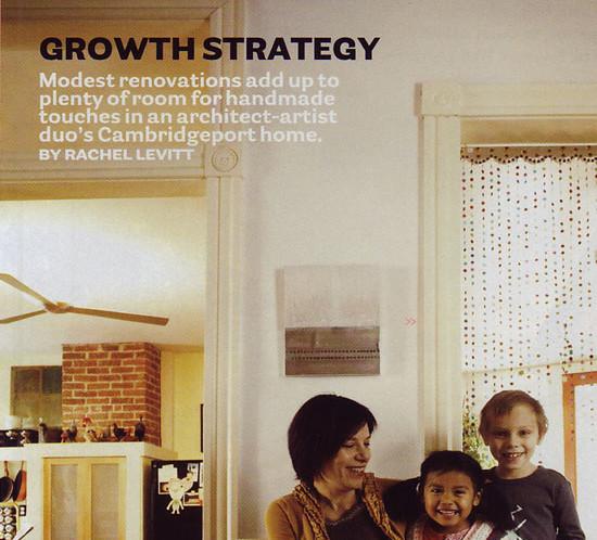 "Boston Magazine article ""Growth Strategy"""