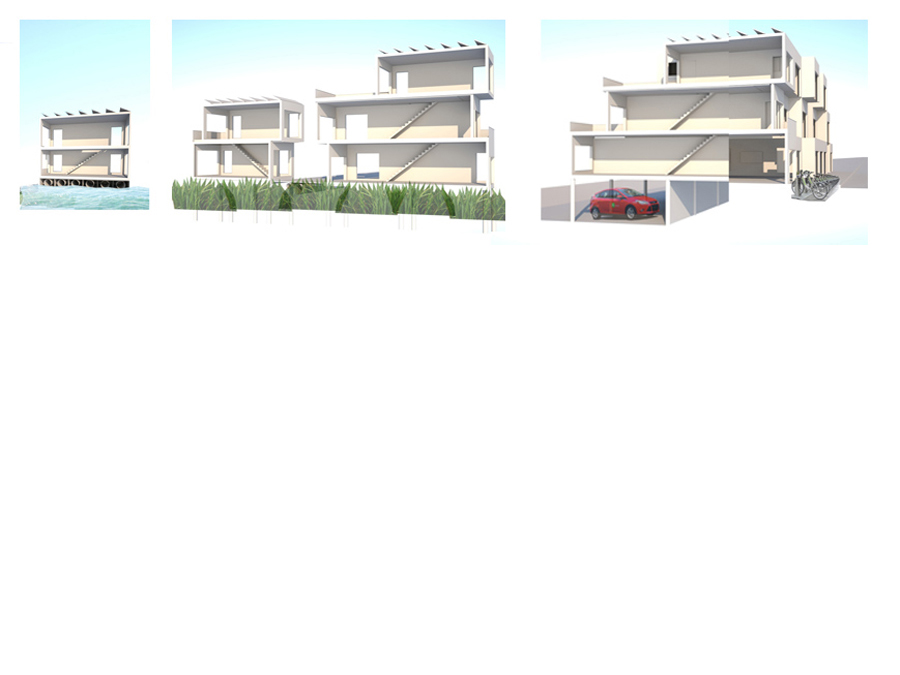 Section development sequence for the ReGen Boston community design.
