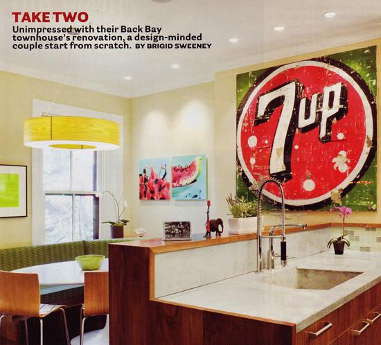 Boston Magazine article: Take Two