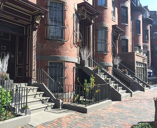 Warren Ave Affordable Housing