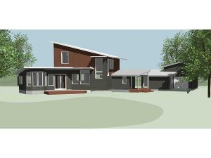 Upcoming Quebec passive house