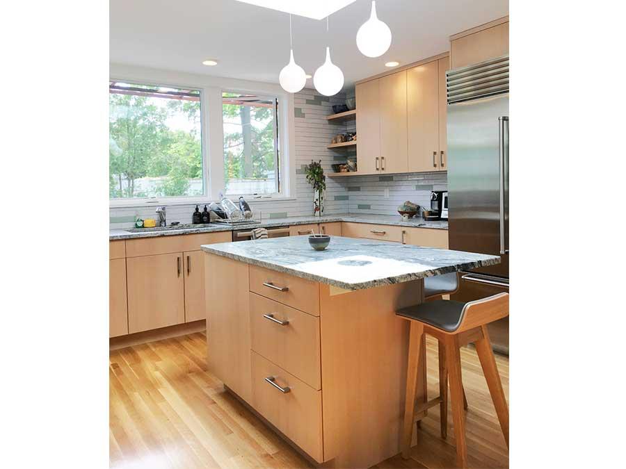 Newton kitchen renovation