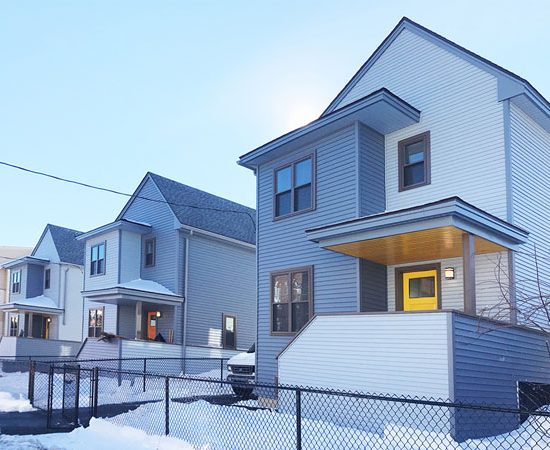 Union Milford affordable housing has finished construction