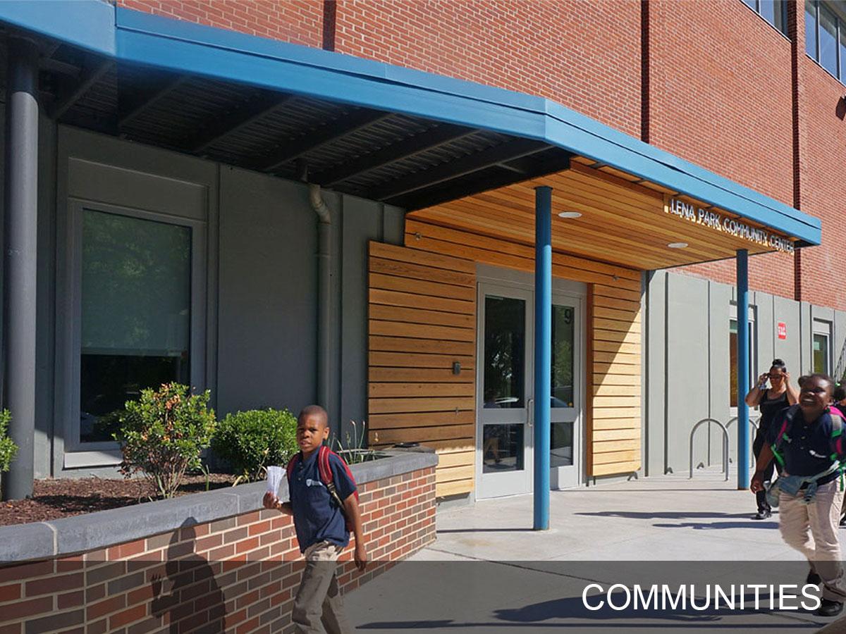 Communities - renovation & urban planning